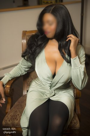 Andjaly erotic massage in Florissant